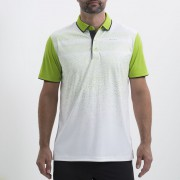 Sligo Logan green polo męskie