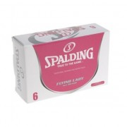 Spalding Flying Lady 12-pack