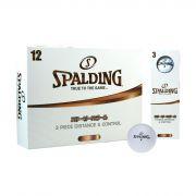 Spalding Distance&Control 3-warstwowe piłki golfowe 12-pack