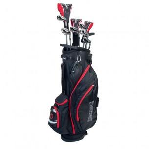 Spalding Tour Red kompletny zestaw golfowy