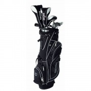 Spalding True Black zestaw golfowy