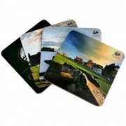 ST ANDREWS SET OF 4 COASTERS