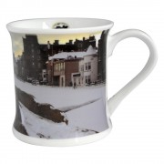 ST ANDREWS SNOW SCENE MUG