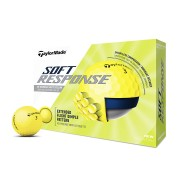 Taylor Made Soft Response yellow 12-pack
