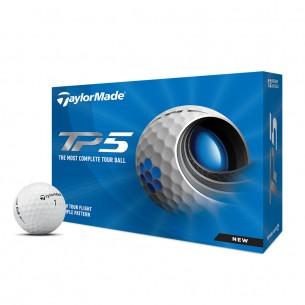 Taylor Made TP5 12-pack piłki golfowe