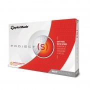 Taylor Made Project (s) 12-pack (białe / żółte / pomarańczowe)
