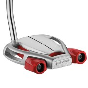 Taylor Made Spider Tour Platinum Double Bend Putter