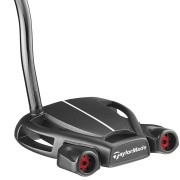 Taylor Made Spider Tour Black Double Bend Putter