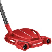 Taylor Made Spider Tour Red Sightline Slant Putter