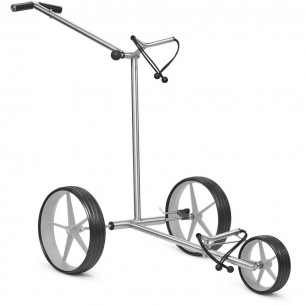 TiCad Canto 3-wheel wózek tytanowy