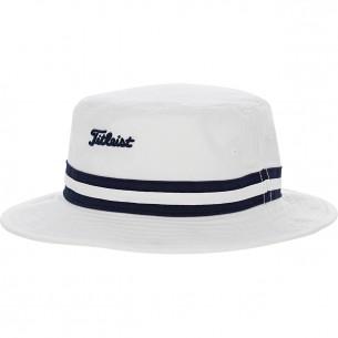 Titleist Cotton Stripe Bucket Hat kapelusz golfowy