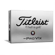 Titleist - ProV1x LEFT DASH 12pack piłki golfowe