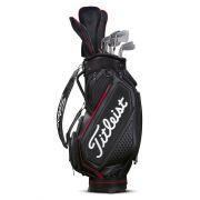 Torba golfowa Titleist Premium Midsize Staff Cartbag
