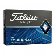 Titleist Tour Speed white 12pack piłki golfowe