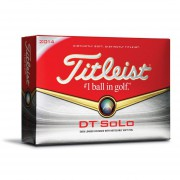 Titleist DT Solo 12-pack