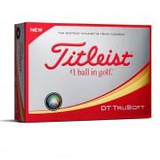 Titleist DT TruSoft 12-pack