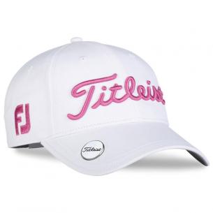 Titleist Tour Performance Ball Marker Ladies czapka golfowa (wiele kolorów)
