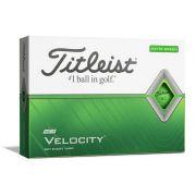 Titleist Velocity Matt 12pack (3 kolory) piłki golfowe