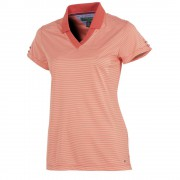 Tommy Hilfiger Christina Hot Coral Ladies Polo