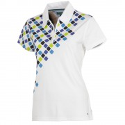 Tommy Hilfiger Nicole Geo Print Ladies Polo
