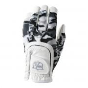 Wilson Staff Fit-All Junior One Size white/black/camo rękawiczka golfowa