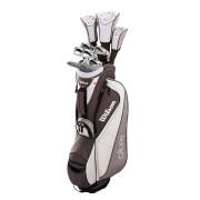 Wilson Allure Ladies kompletny zestaw golfowy