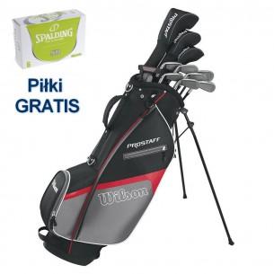Wilson ProStaff HDX kompletny zestaw golfowy