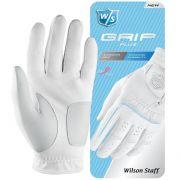 Wilson Staff Grip Plus Ladies rękawiczki golfowe