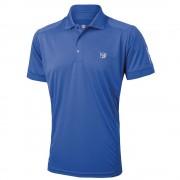 Wilson Staff Authentic blue polo męskie