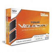 Wilson Tour Velocity Distance 15-pack