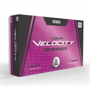 Wilson Tour Velocity Women 15-pack
