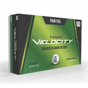 Wilson Tour Velocity Feel 15-pack