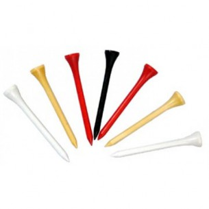 Wooden Tee 20pack (54mm)