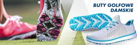 buty golfowe damskie