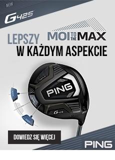 Ping G425 kije golfowe