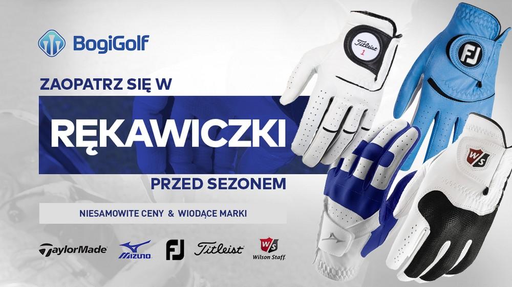 rękawiczki golfowe promocje