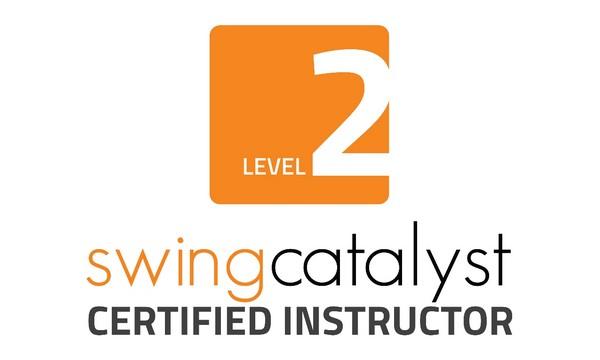Certyfikat Swing Catalyst