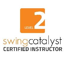 Znajomość biomechaniki swingu Swing Catalyst