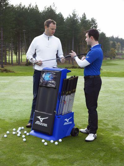 demo day fitting kijów golfowych