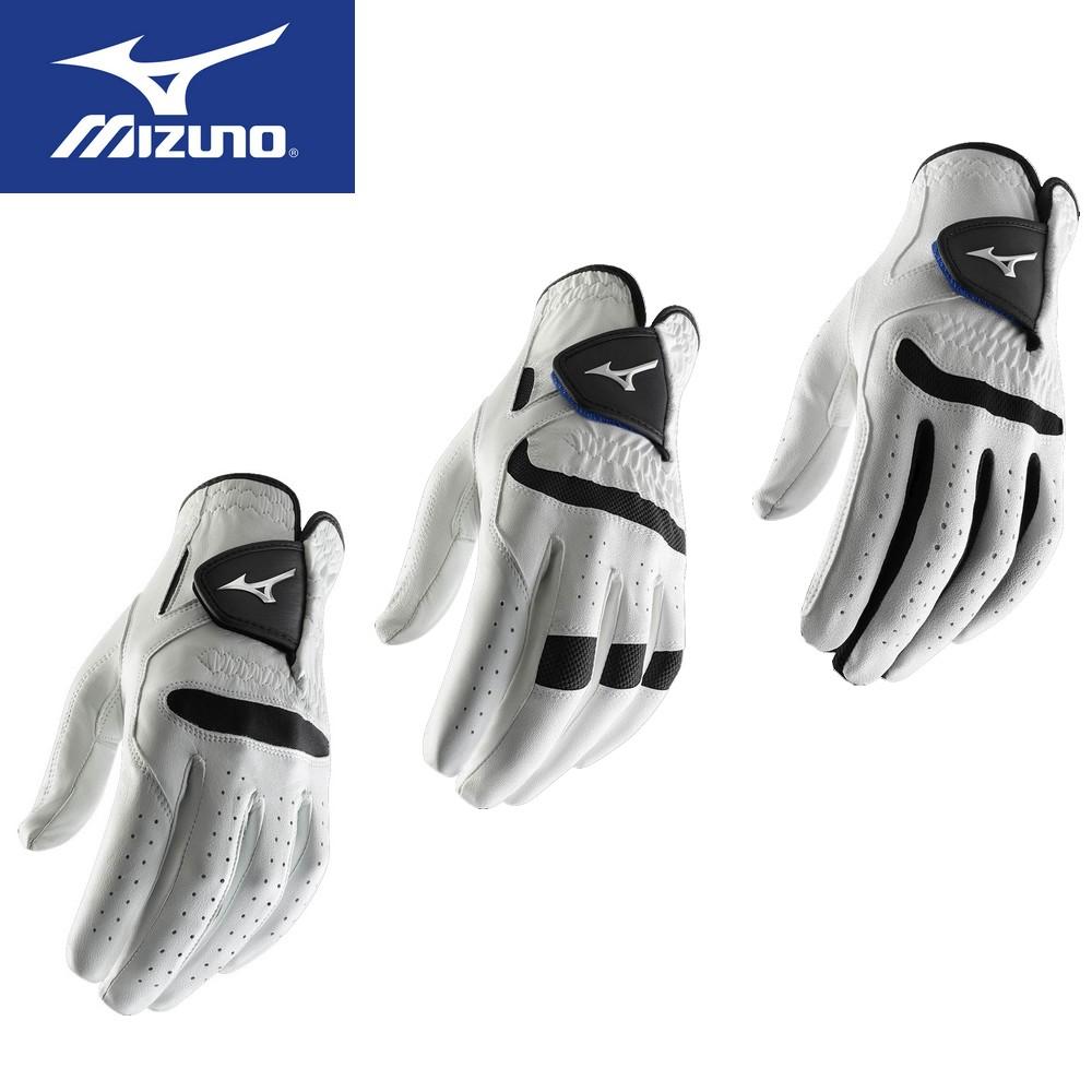 Rękawiczki golfowe Mizuno trójpak