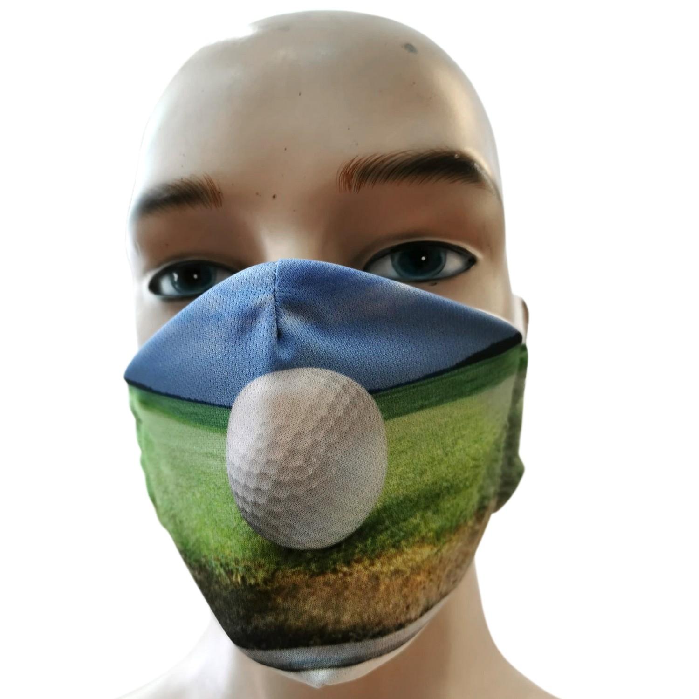 Maseczka golfowa