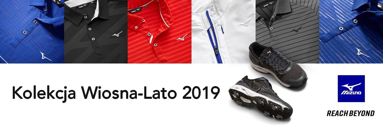 Odzież golfowa Mizuno