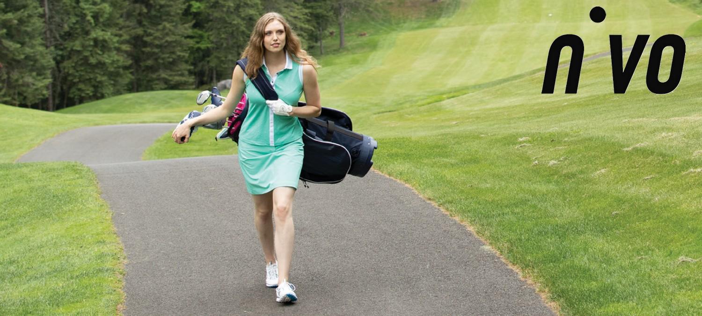 odzież golfowa damska