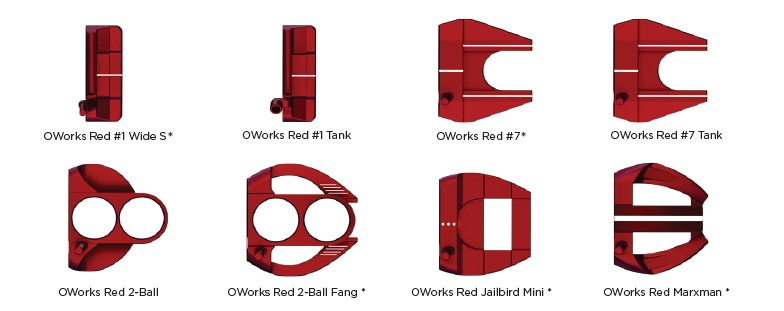 Puttery O-Works Red