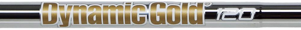 Dynamic Gold 120 shaft