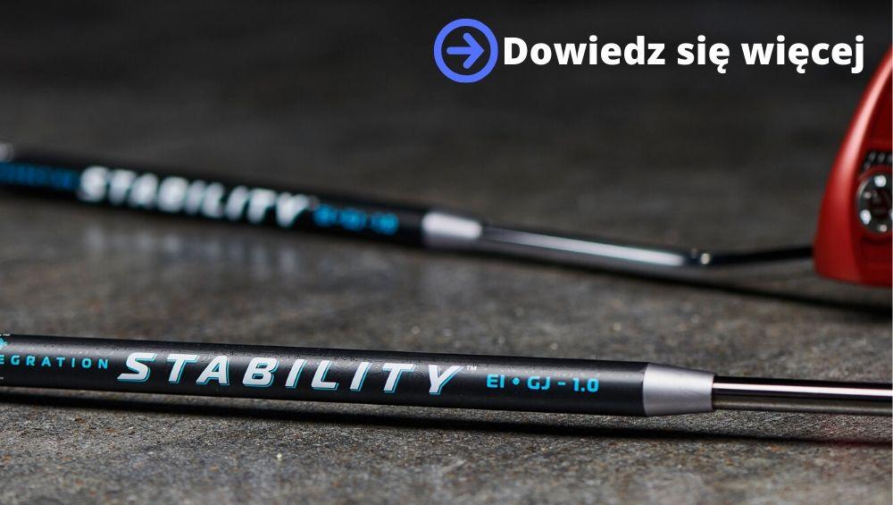 Stability shaft