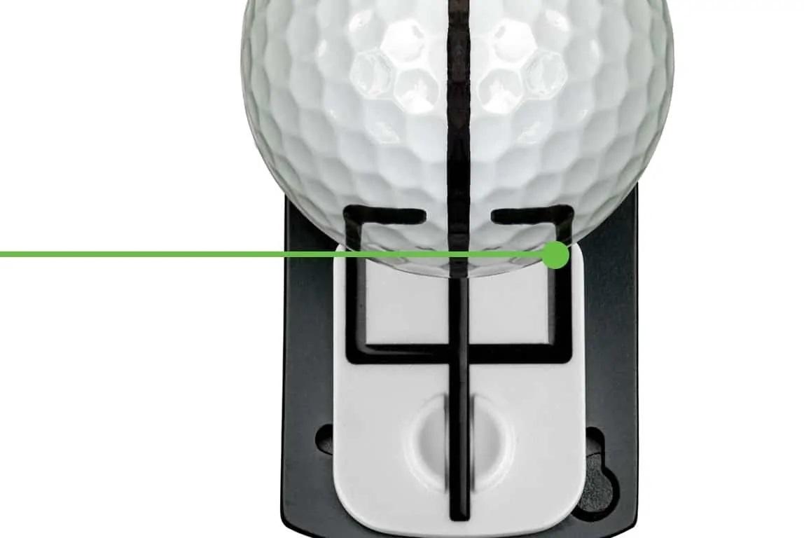 Trident Align marker do piłki golfowej