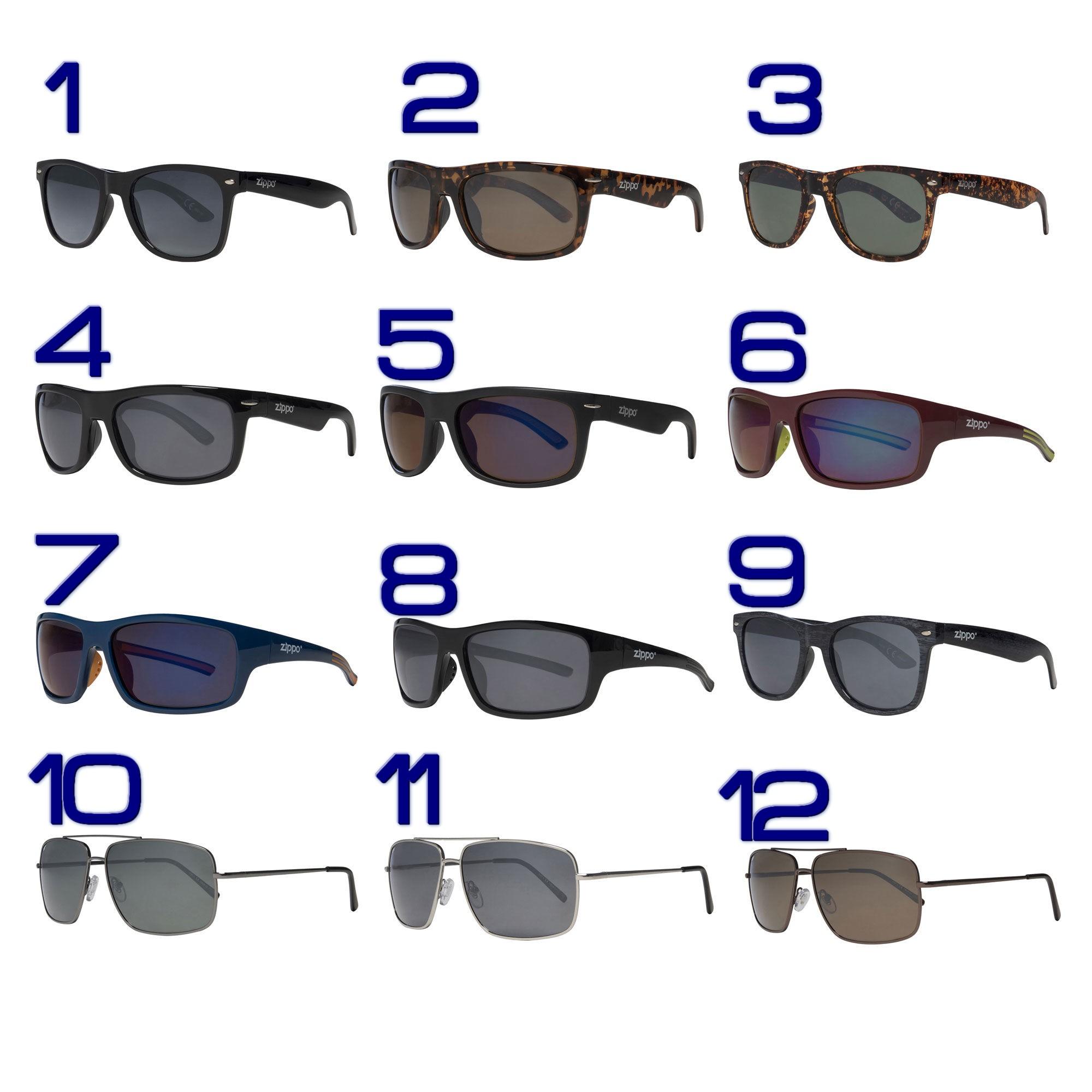 Zippo okulary